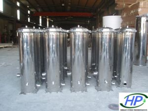 Stainless Steel Filter Housing for RO Water Treatment System pictures & photos