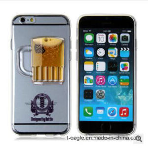 Liquid TPU Mobile Phone Case for iPhone/ Samsung pictures & photos