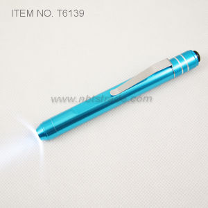 Pocket LED Penlight (T6139) pictures & photos