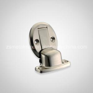 Stainless Steel or Zinc Alloy Satin Nickel Door Stop (MD007) pictures & photos
