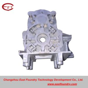 OEM Die Casting with Aluminum Alloy