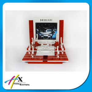Top Grade Wholesale Wooden Acrylic Watch Display Exhibition Stand pictures & photos