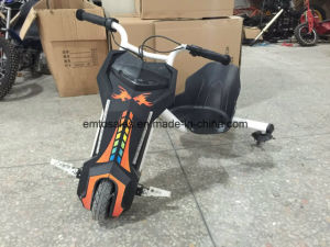 Three Wheel Drift Electric Scooter with Bluetooth pictures & photos