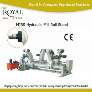 Multi-Point Brake Roll Stand for Paper pictures & photos