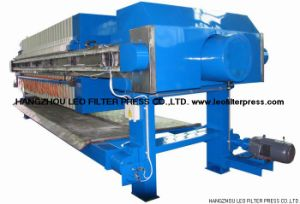 Leo Filter Press Automatic Palm Oil Plant Membrane Filter Press pictures & photos