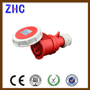2p+E Industrial Electric Portable Female Cee Plug Connector pictures & photos