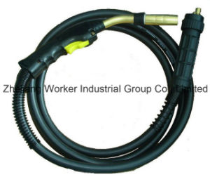 Bernard 500A Air-Cooled Air Shielded Welding Torch pictures & photos