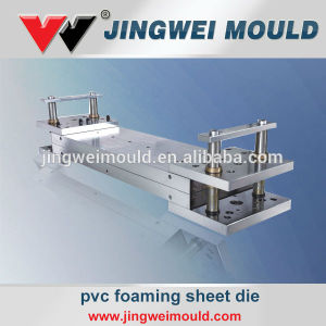 Partition Board PVC Foam Sheet Extrusion PVC Sheet Mould