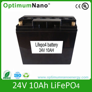 24V 10ah Lithium Battery Pack for Wheelchair pictures & photos