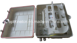 Outdoor Fiber Optical Termination Box (48 fibers) pictures & photos