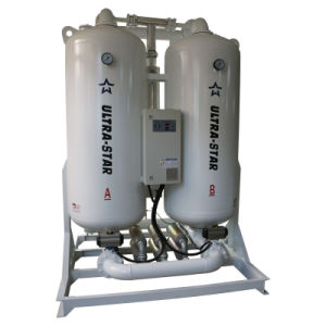 Heatless Regenerative Adsorption Dryer (ND-RD series)