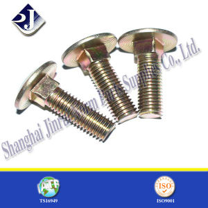 All Thread Zinc Finished Carrigae Bolt pictures & photos