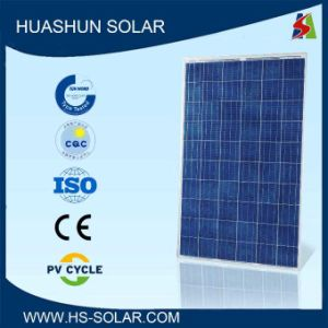 A Grade Hot Sale 250W 30V Poly Crystalline Solar Panel with Competitive Price (SH-250P6-20)