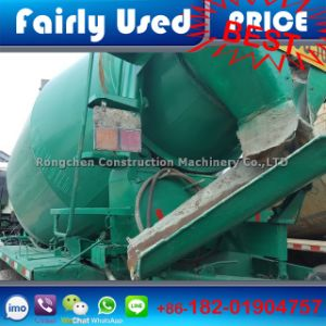 Nissan Ud Concrete Cement Mixer Japan Used Nissan Ud Mixer Truck pictures & photos
