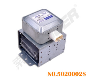 Suoer High Quality 900W Microwave Oven Magnetron with Factory Price (50200028-6 Sheet 6 Hole-900W-Small(2M218J)) pictures & photos