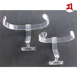 PC Transparent C-Ring Display for Watch