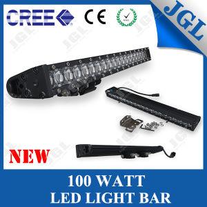 Wholesale 100W 4D Single Row CREE LED Light Bar