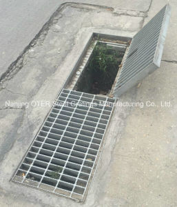 Drainage Cover with Hinge pictures & photos