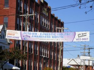 Outdoor Hanging Flex Banner for Advertising. pictures & photos