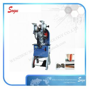 Xm0023 Double Side Riveting Machine pictures & photos