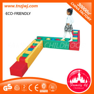 Small Body Training PVC Balance Indoor Soft Play Toys pictures & photos
