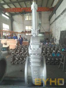 API 600 Cast Steel Flanged Osy Gate Valve