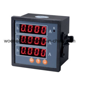 Three Phase Ammeter pictures & photos