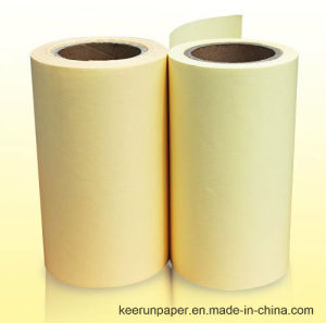Yellow Releast Paper for Self Adhesive Paper