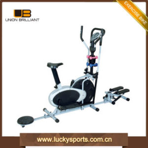 Home Indoor Elliptical Exercise Fan Bike Twister Stepper Oribitrac pictures & photos