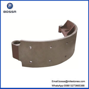 Mannufacturer Ductile Cast Iron Qt-450 Qt-400 Brake Shoe of Casting Factory pictures & photos