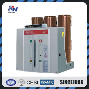 Rockwill Improvement Vd4-24kv Vacuum Circuit Breaker pictures & photos