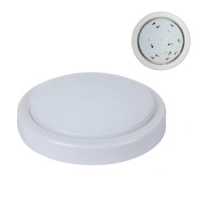 Rechargeable Emergency LED Flush Mount Ceiling Light Fixture with Battery pictures & photos