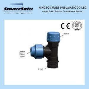 Plastic Compression Fitting, Coupling Type pictures & photos