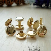 8.5mm Brass Round Head Blind Rivets for Shoes pictures & photos