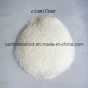 Clomifenee Citrate Anti Estrogen Anabolic Steroids Clomid CAS 50-41-9 pictures & photos