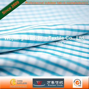 Color Weaving New Polyester Fabric for Suit-Dress pictures & photos
