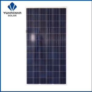 Best Sales 300W Poly Solar Panel with TUV CE ISO Certificate pictures & photos
