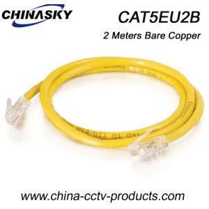 RJ45 Connector UTP Cat5e Bare Copper LAN Cable (CAT5EU2B) pictures & photos