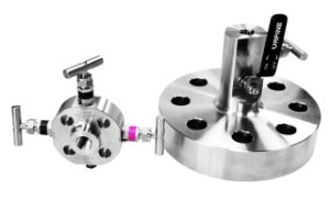 Stainless Steel Dbb Monoflange Block and Bleed Valves pictures & photos