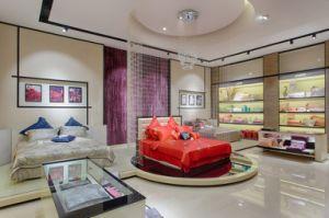 Taihu Snow Hotel OEM Oeko-Tex Quality Bed Linen Sheet Seamless Silk Bedding Set pictures & photos