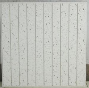 Ceiling Tile, Mineral Fiber Board, Suspended Panel pictures & photos