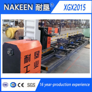 Three Axis CNC Gas Pipe Cutting Machine pictures & photos