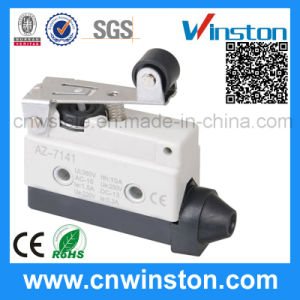 Short Roller Hinge Lever Magnetic Micro Limit Switch with CE pictures & photos