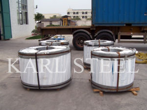Ba Ddq Cold Rolle 1%Cu 1%Ni 201 Stainless Steel Coil pictures & photos
