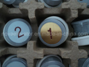 Color Optional LED Push Button for Elevator Lift pictures & photos