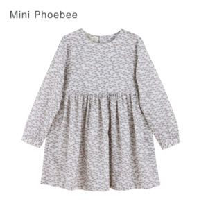 Phoebee Children Clothing Kids Dresses for Girls pictures & photos