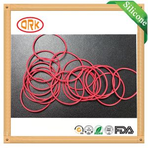 China Professional Custom Silicon Rubber Seal O Ring pictures & photos