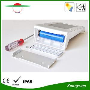 IP65 Solar Motion Sensor Light for Outdoor Garden Villa pictures & photos