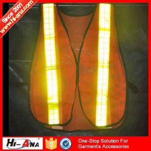 Cooperate with Brand Companies High Intensity Safety Reflective Red Jacket pictures & photos