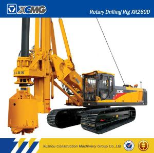 XCMG Official Manufacturer Xr260d Rotary Drilling Rig pictures & photos